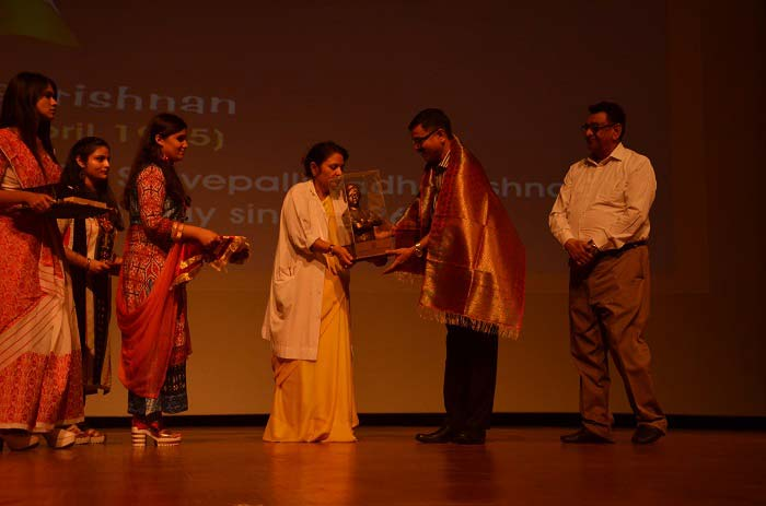 Teachers Day Celebration and Felicitation of Staff Members
